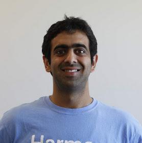 Sahil Dewan, Co-founder of Harmony