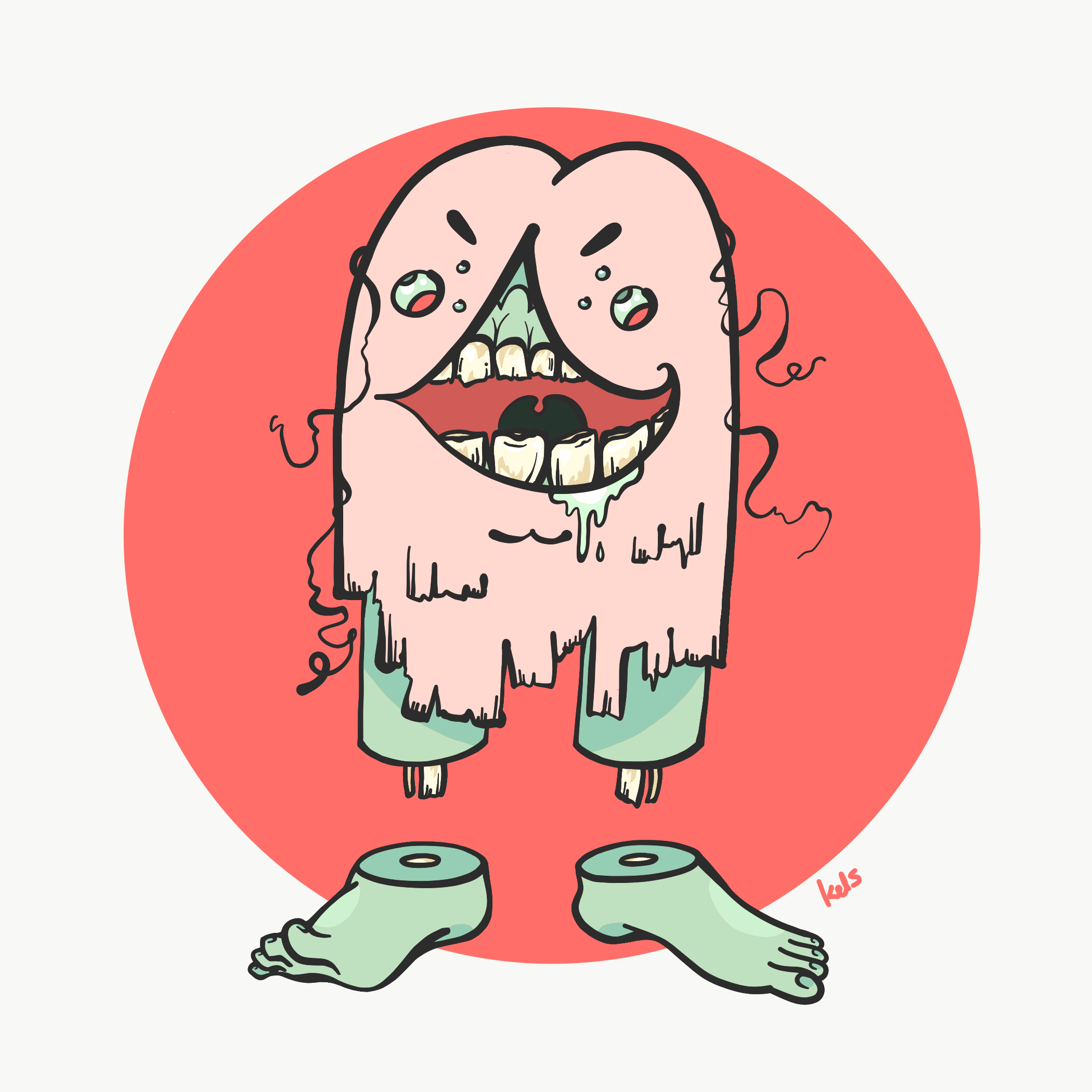 infected gums