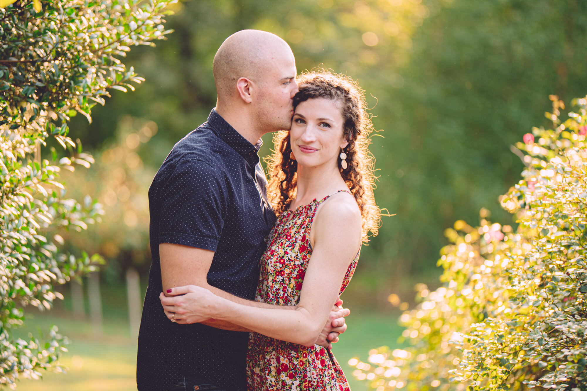 Bon Air Park Rose Garden Engagement Photos-7.jpg