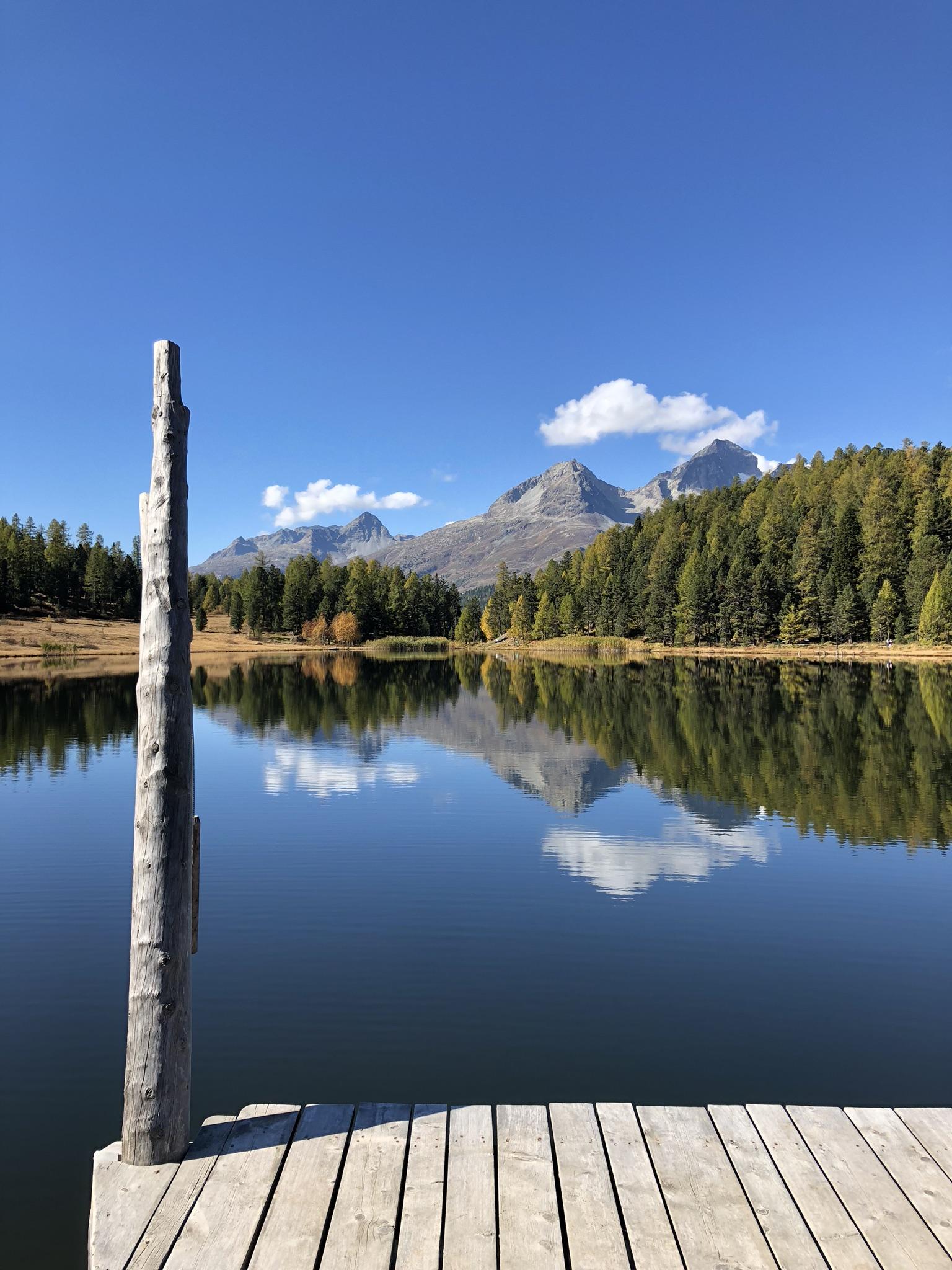 Stazersee, St. Moritz (Foto © Tom Pellny)
