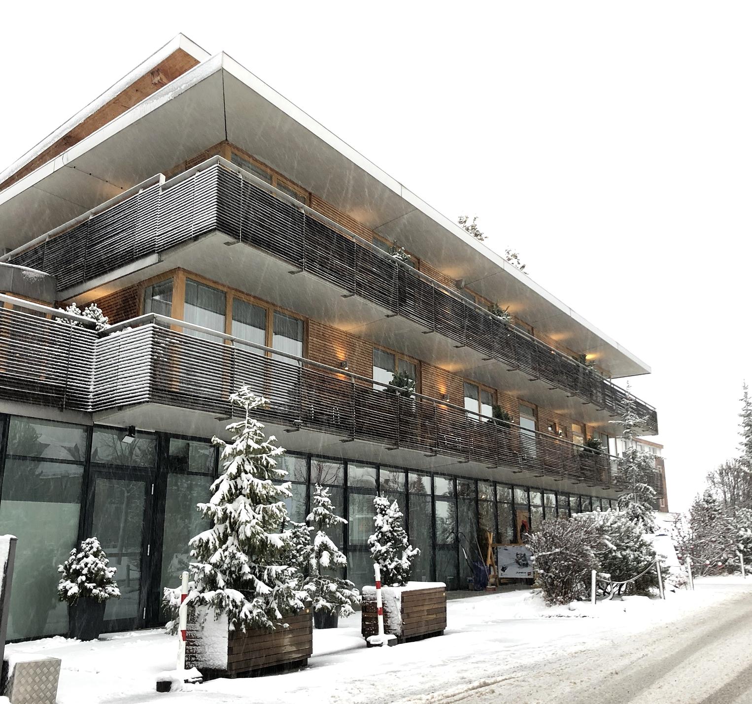 Skihotel Galzig - St. Anton am Arlberg