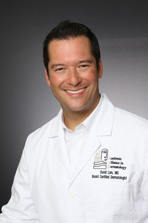 David Lam, MD, FAAD, FASMS