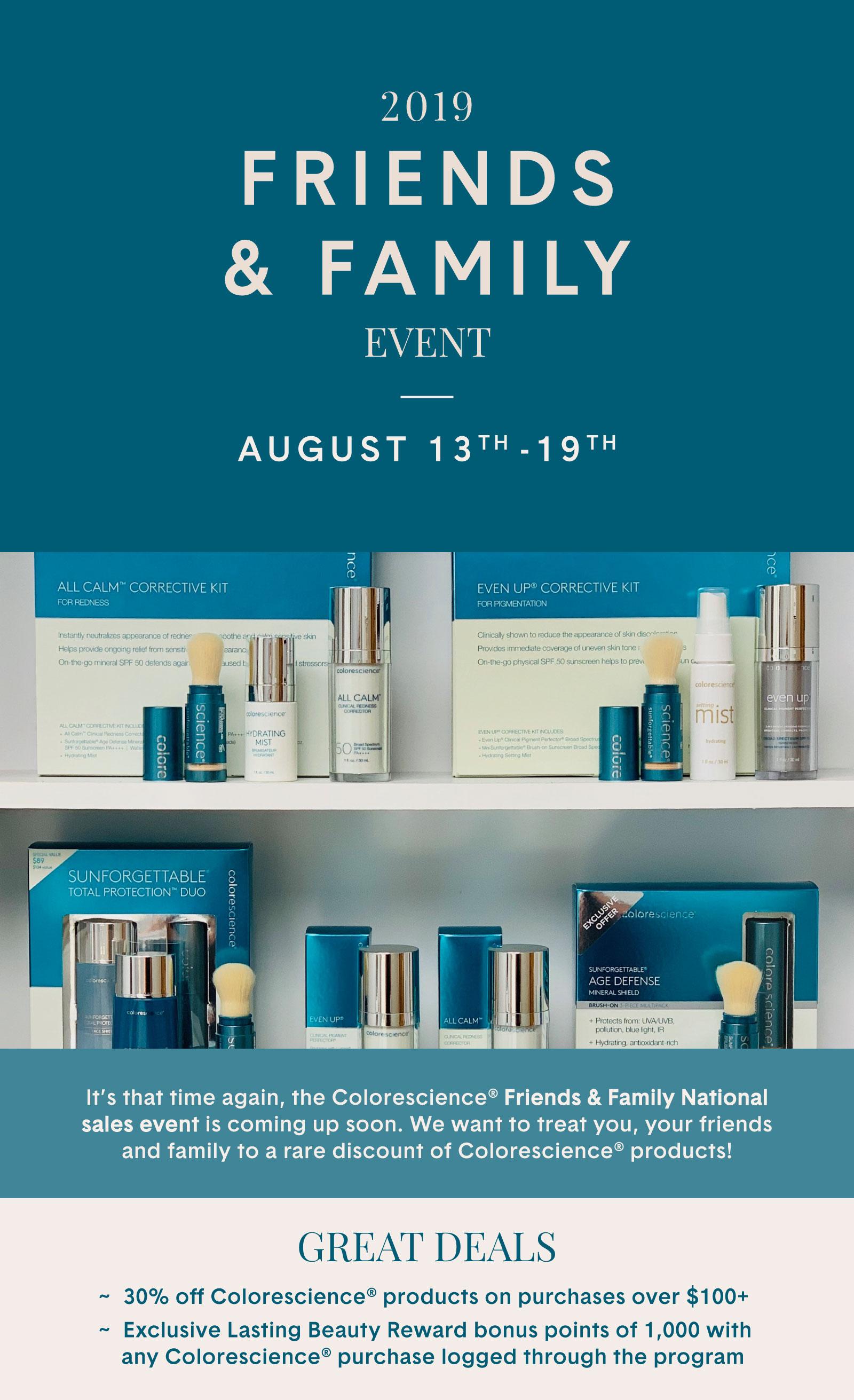 colorescience, aesthetics, colorescience products, tampa dermatology, tampa dermatologist, dermatologist in tampa