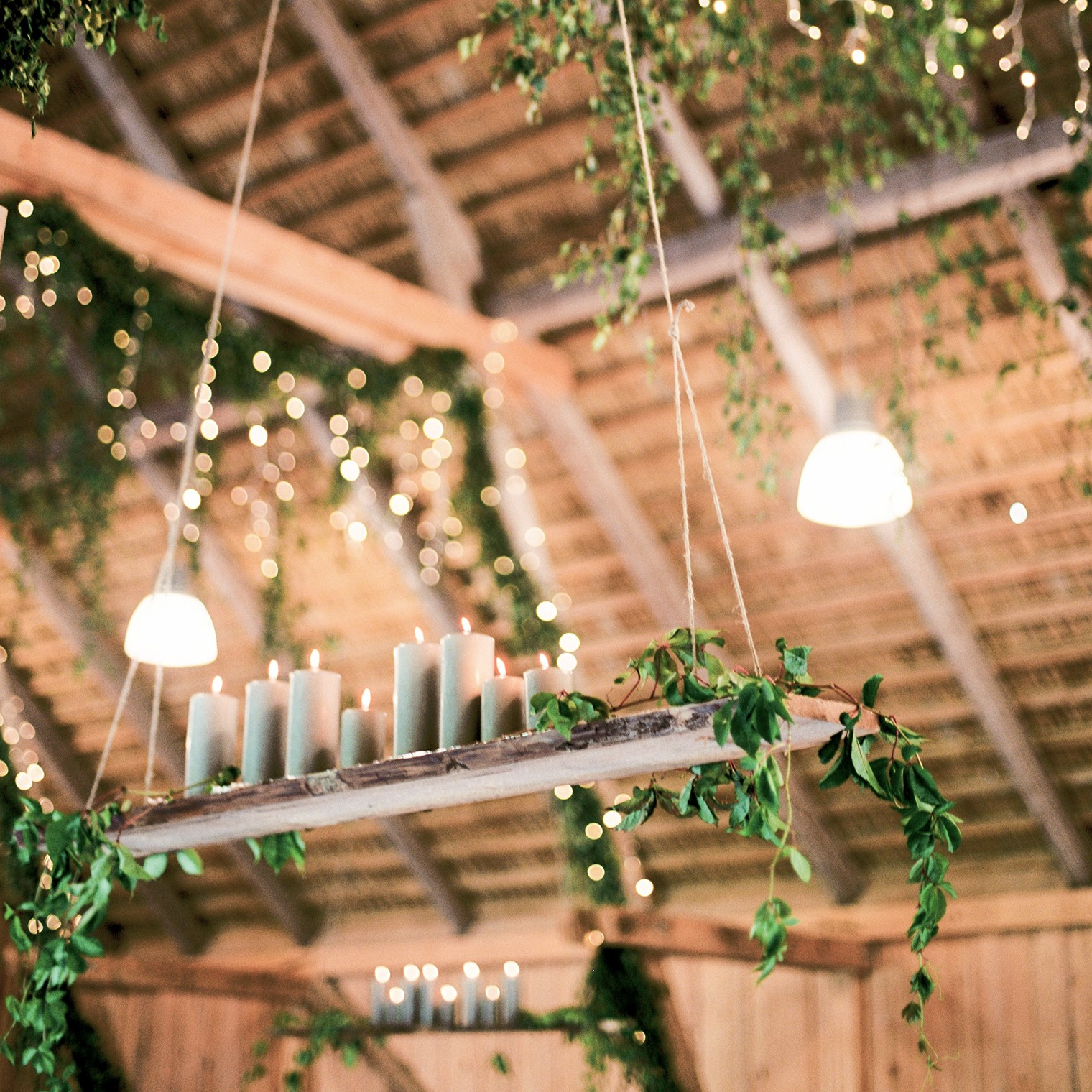 ORGANIC BARN WEDDING -