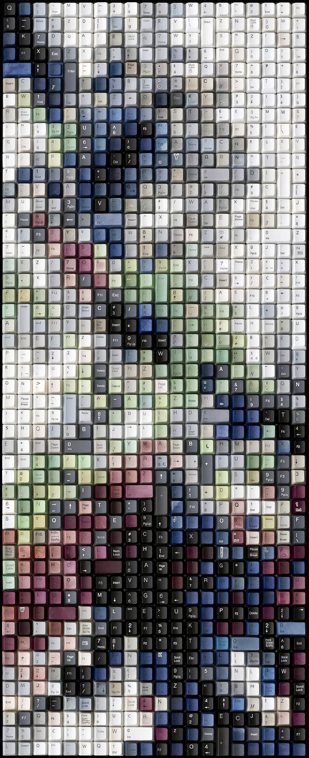 OPTIMISTIC  | 15 x 36 in   ORIGINAL (SOLD)  |  PRINTS