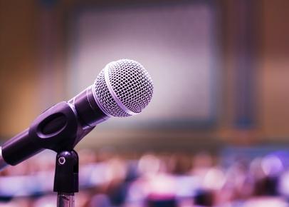 Speaker -