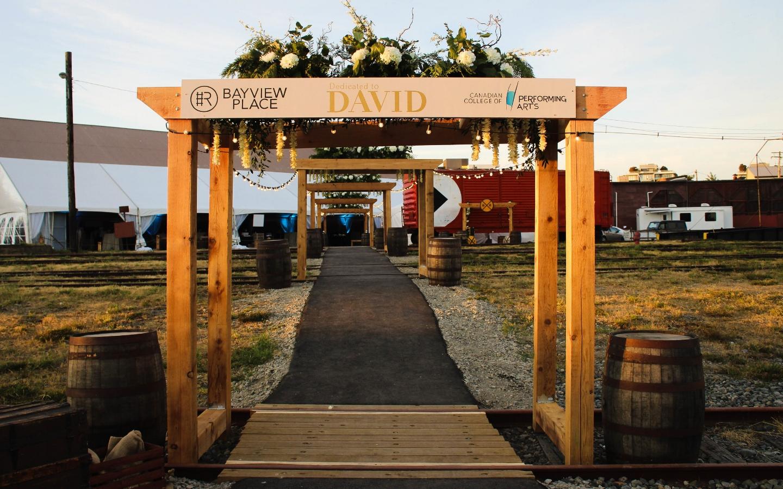 dedicated to david - A legendary evening