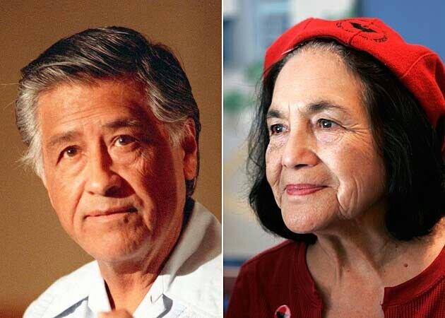 César Chávez-Dolores Huerta Day — Urban Enrichment Institute