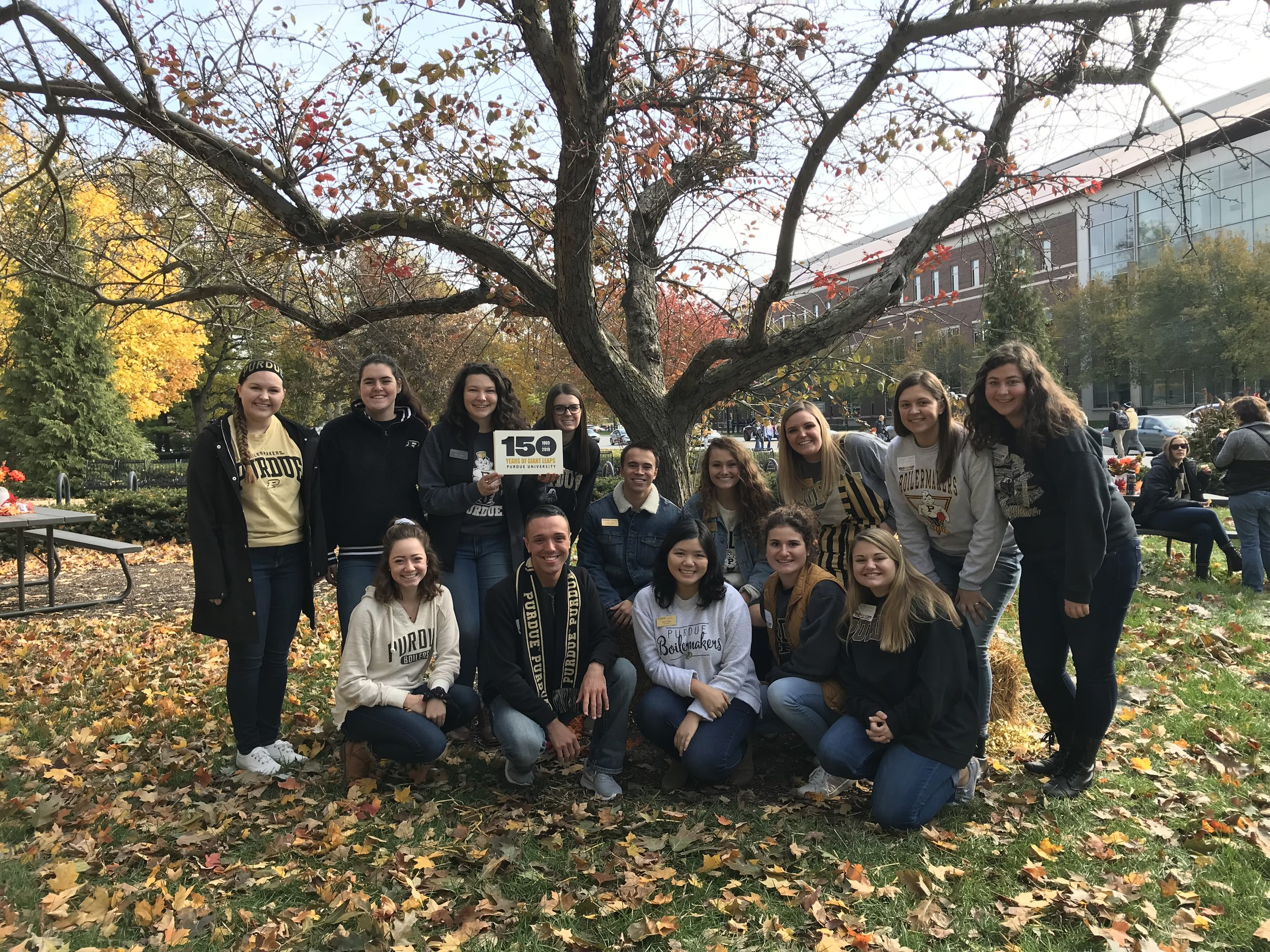 PCMA Hosts the College of Health and Human Sciences Family Weekend at Purdue University Annually