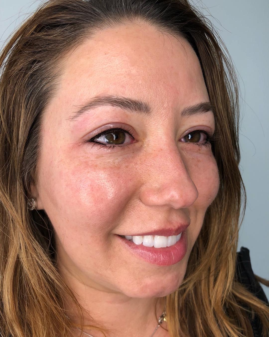 Cosmetic Eyeliner top & bottom