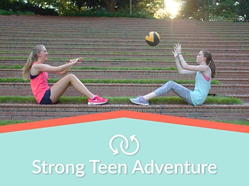 For Teen Girls - Ages 12+