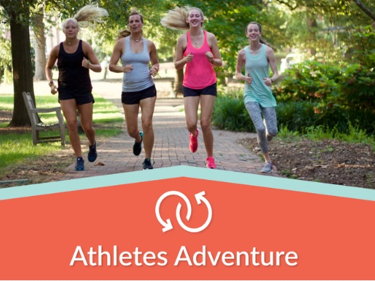 For Teen Girl Athletes - Ages 12+