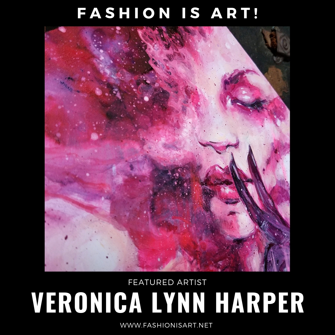VERONICA LYNN HARPER - Veronica is a multi-faced visionary with 11 professional years in the video game and film industry. She has a background in traditional art and dance. International live painter for festivals, conventions, and events. She is a visual storyteller in the VR/AR worlds.Website: www.veronicalynnharper.comFacebook: @veronicalynnharperInstagram: @veronicalynnharper_artist