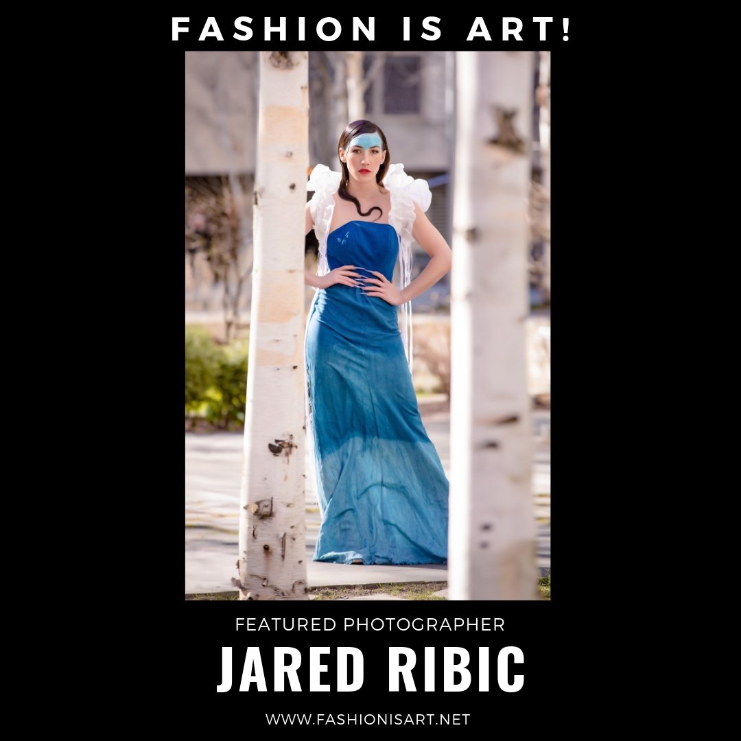Jared Ribic - Jared Ribic is a Washington native and former musician who entered the Seattle fashion scene as a photographer. He married the love of his life in 2011 and they both inspire and support each other.Forever passionate about what he does, Jared loves the uniqueness of portraits, events, runway, and weddings, as well as the creative freedom of fashion photography. Because of his inability to settle on any single genre he named his business