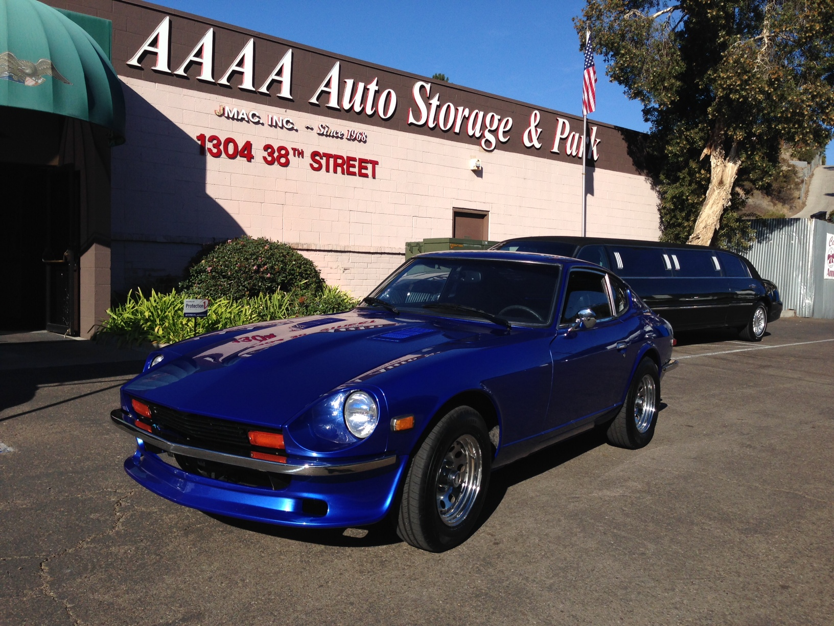 Outdoor Car Storage >> Multiple Car Storage Aaaa Auto Storage Park San Diego Ca