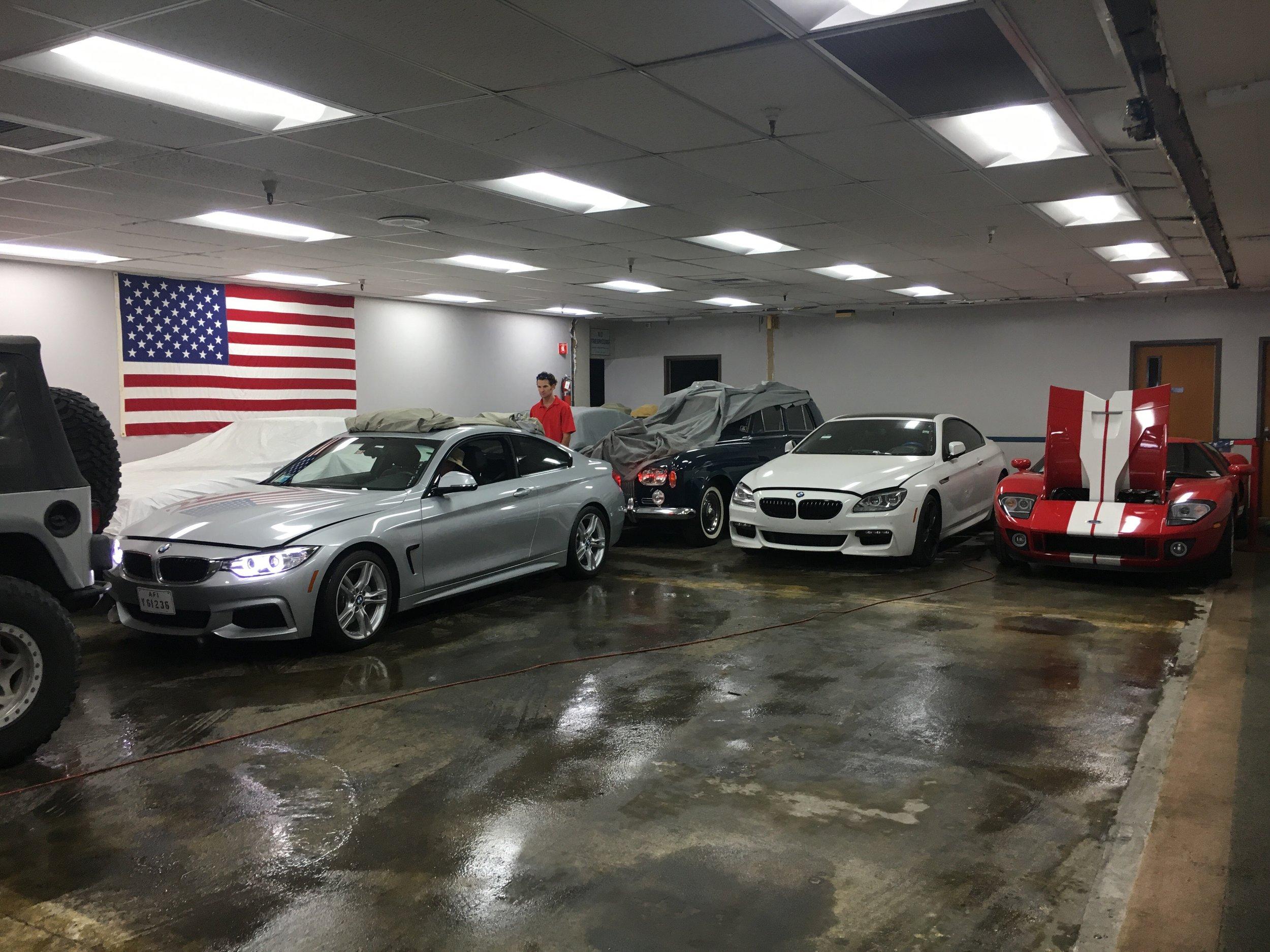 Outdoor Car Storage >> Car Storage Insurance Discount Aaaa Auto Storage Park