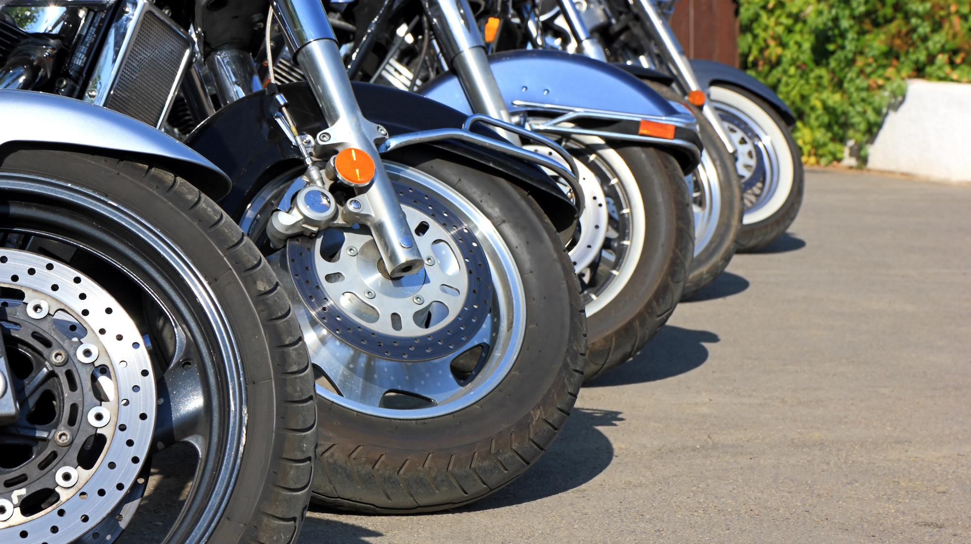 Motorcycle Storage -