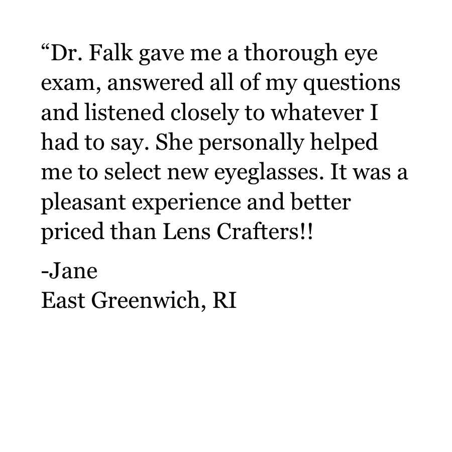 Jane | Testimonial | East Greenwich RI