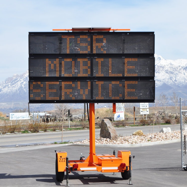 MOBILE SERVICE AND PREVENTATIVE MAINTENANCE - Your traffic control equipment keeps your job running smoothly, but only if it's working properly.