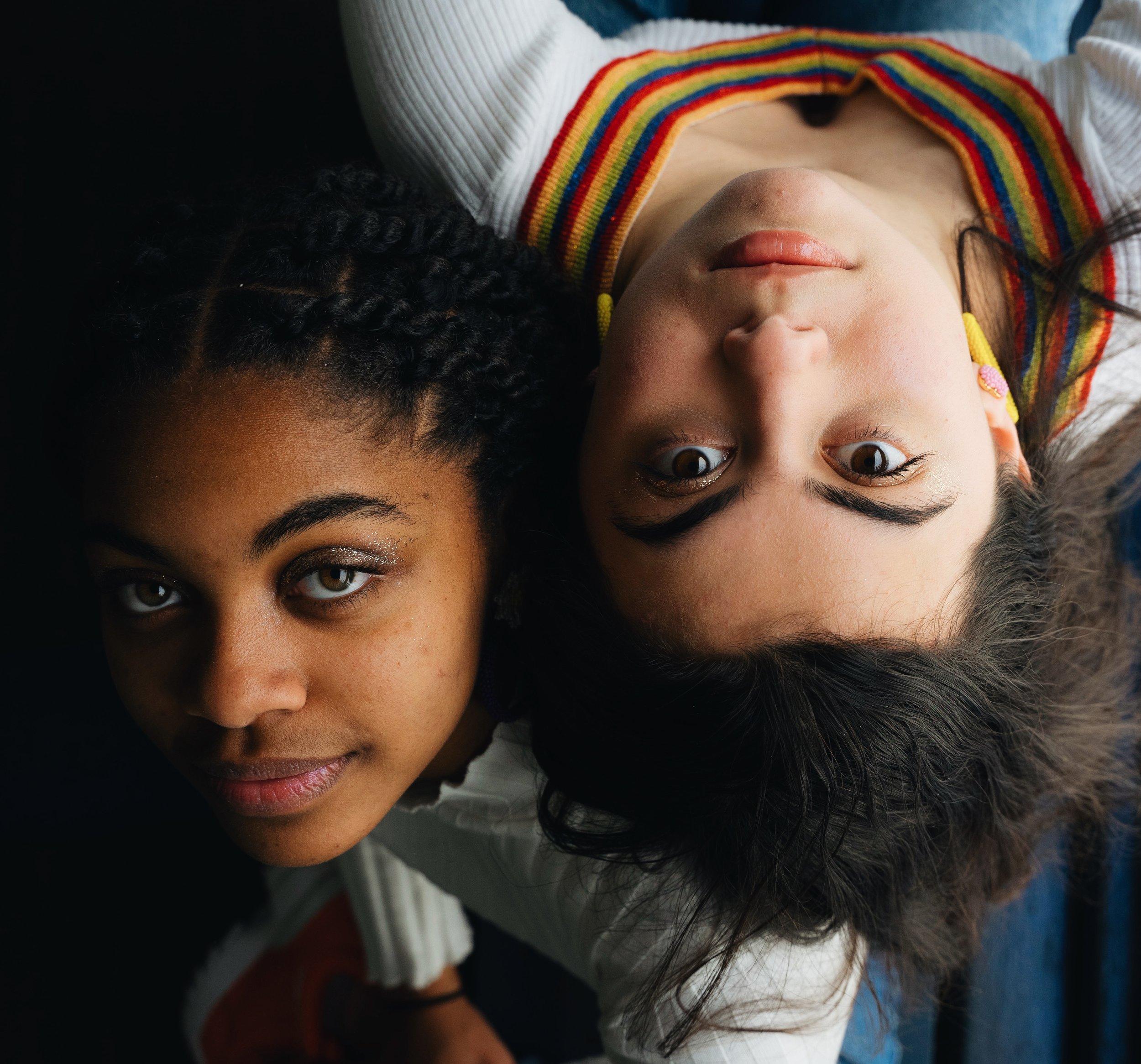 Carley and Amaya, 2019