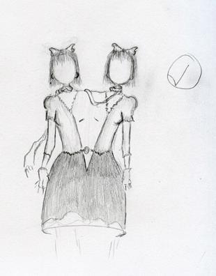 My little costume doodle.