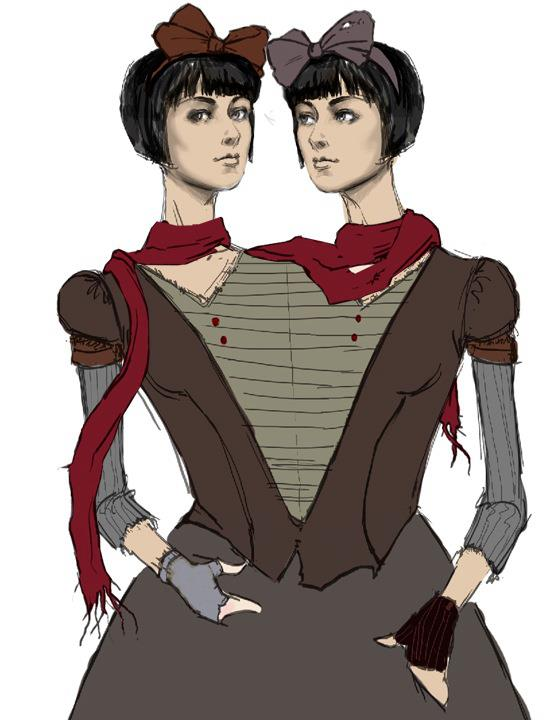 Costume design by the brilliant  Jessica Huang .
