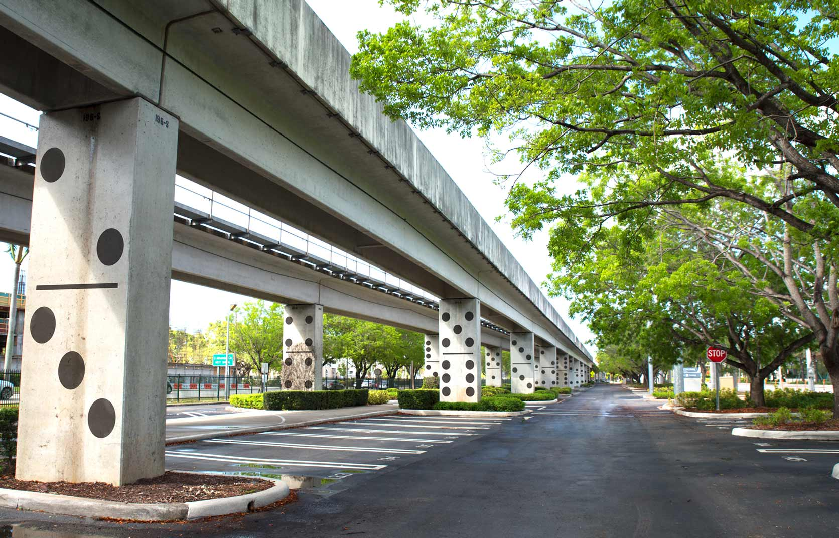 Concrete Landscapes Miami I :2018