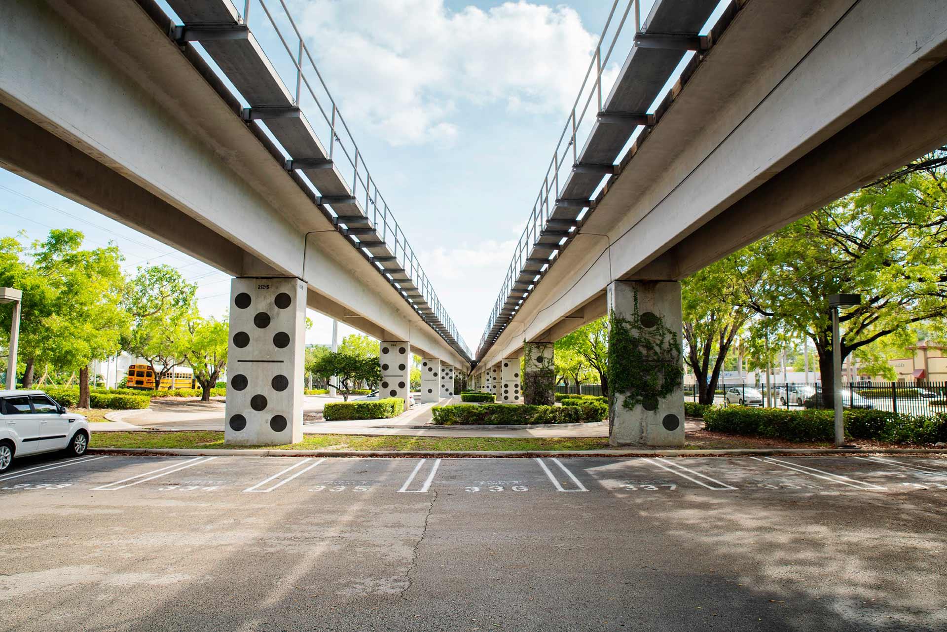 Concrete Landscapes Miami II :2018