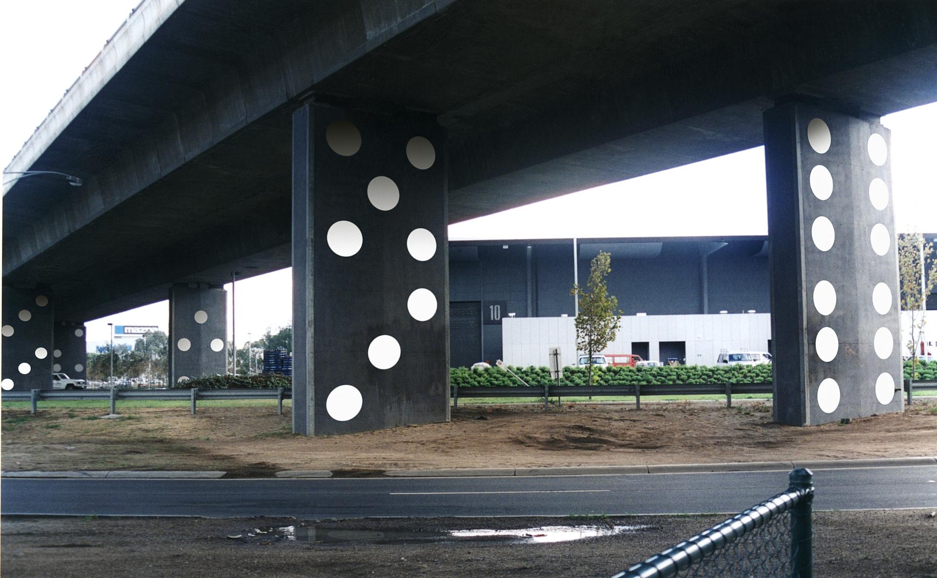 Concrete Landscapes Westgate I : 1998