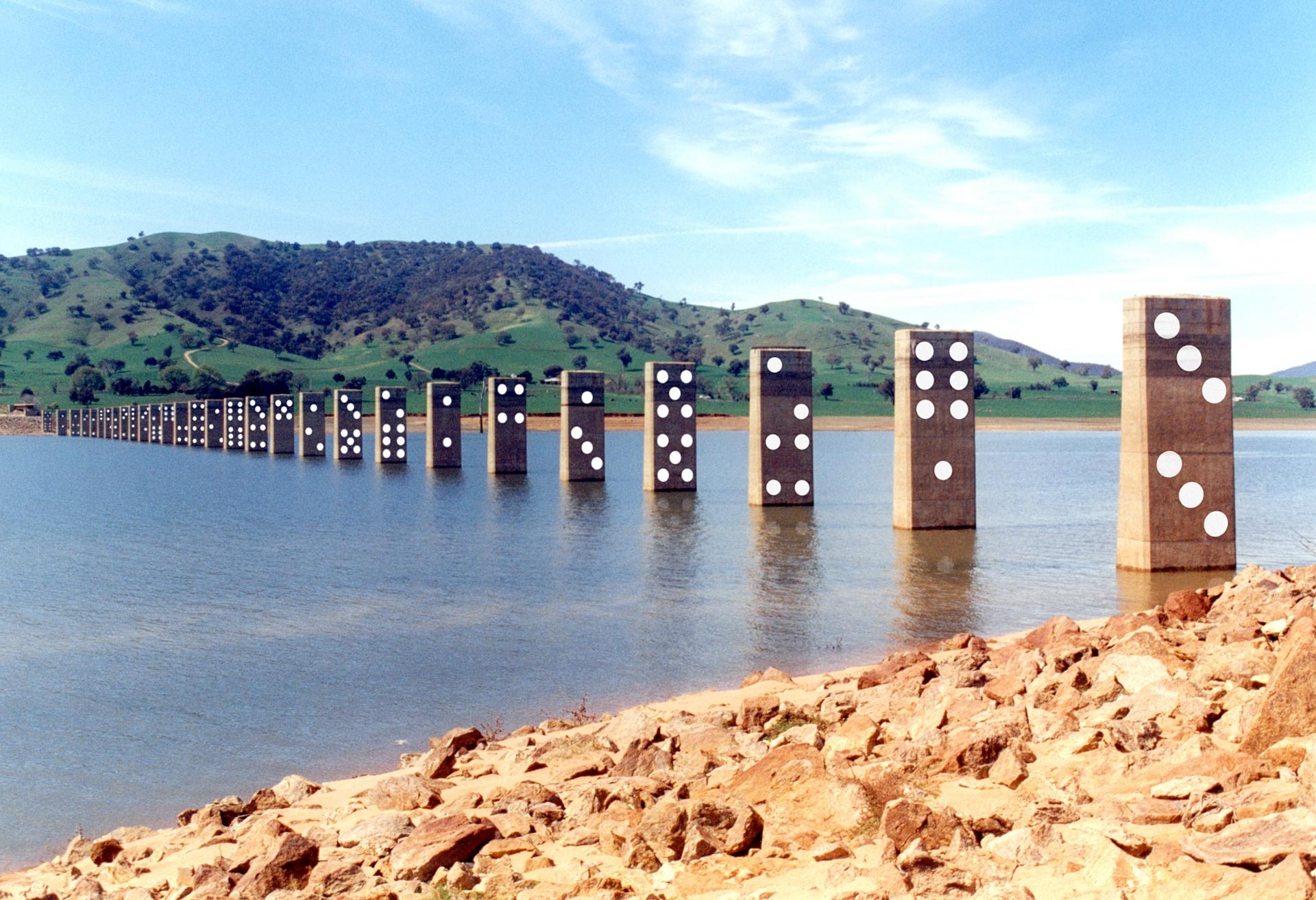 Concrete Landscapes Wodonga  I : 1998