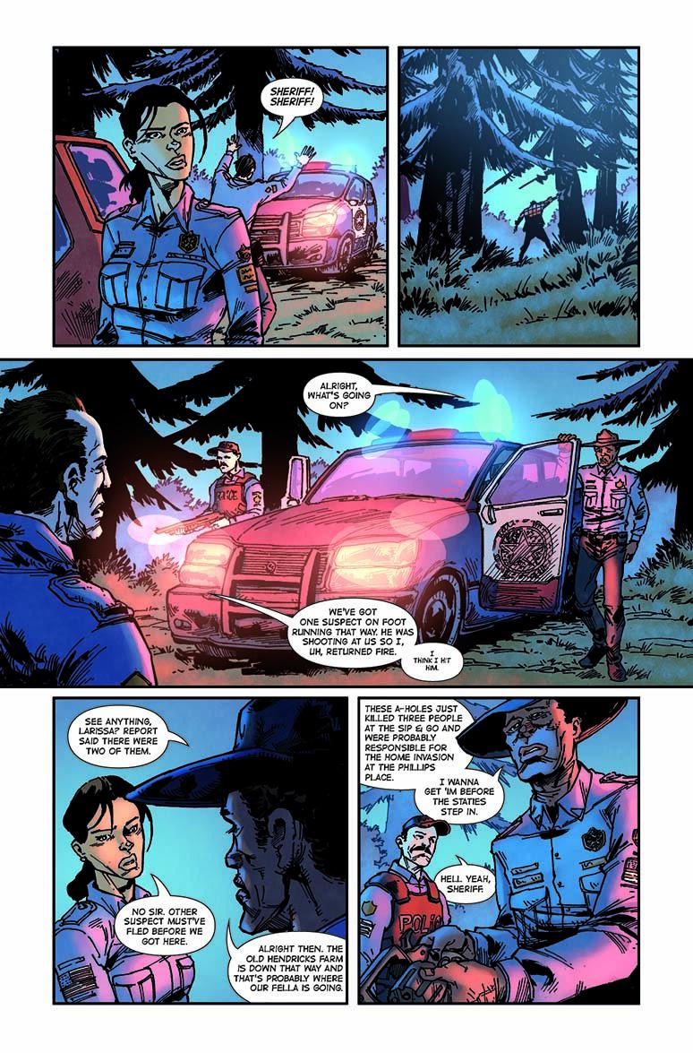 Grim Reefer #1 page 5