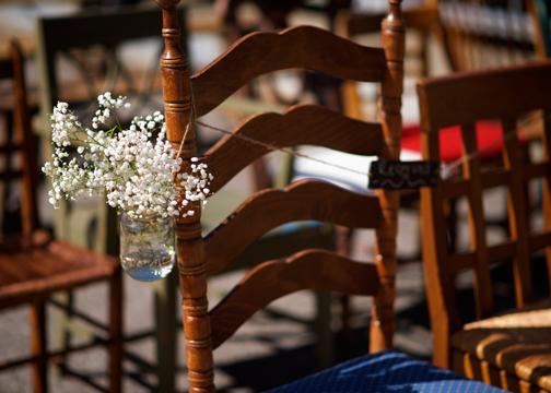 Montreal Rustic Wedding Flowers Decorations La Pont Couvert Tremblant