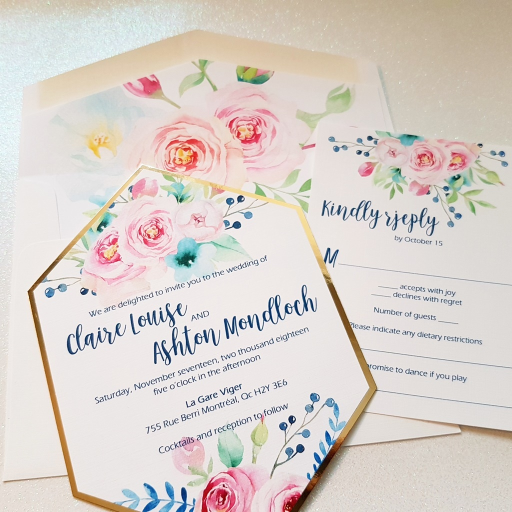 Boho Die Cut Handmade Wedding Invitations.jpg