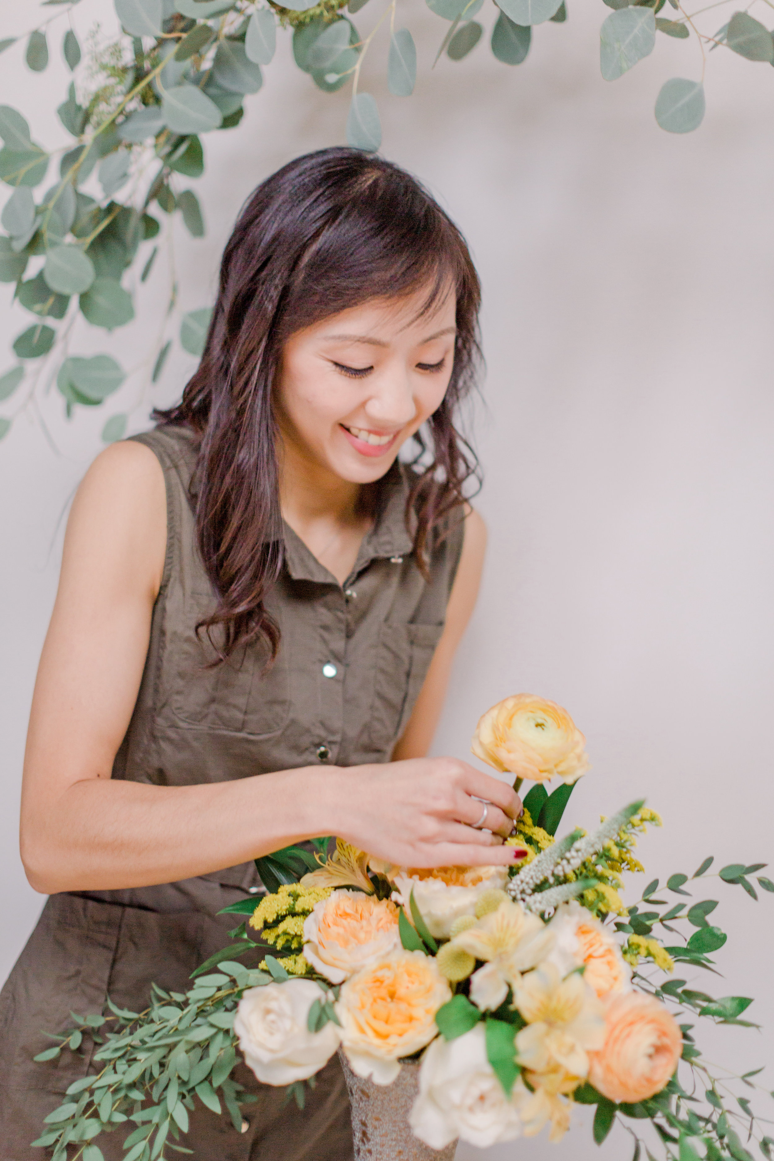 Montreal Award-winning Wedding Florist Flowers