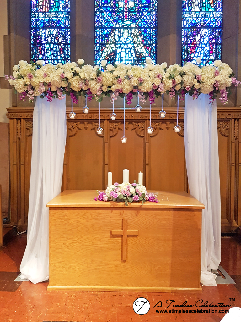 Montreal Ceremony Florist Flowers Floral Arch Decorations.jpg