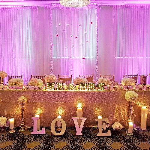 Montreal Wedding Invitations: Additional Wedding Services
