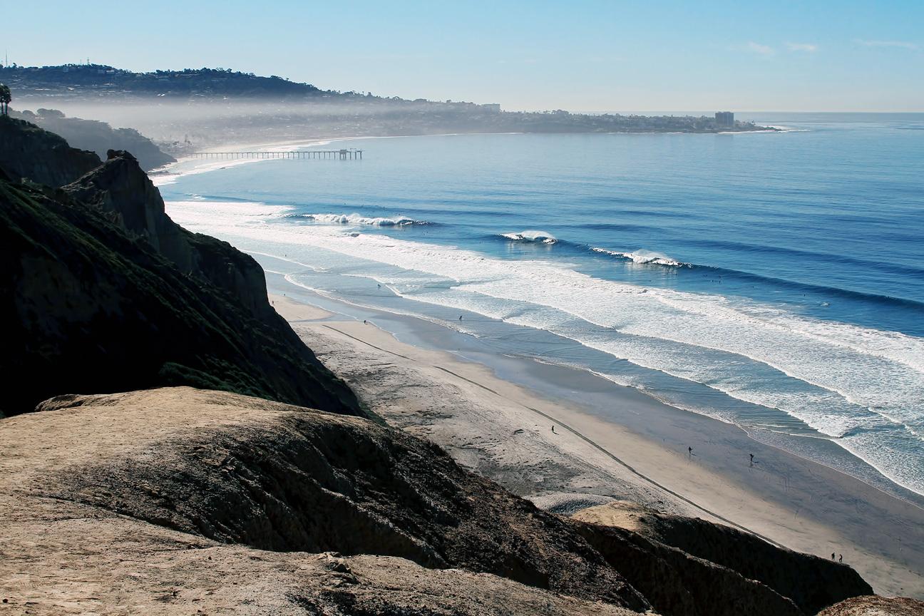 Black's Beach - San Diego, CA