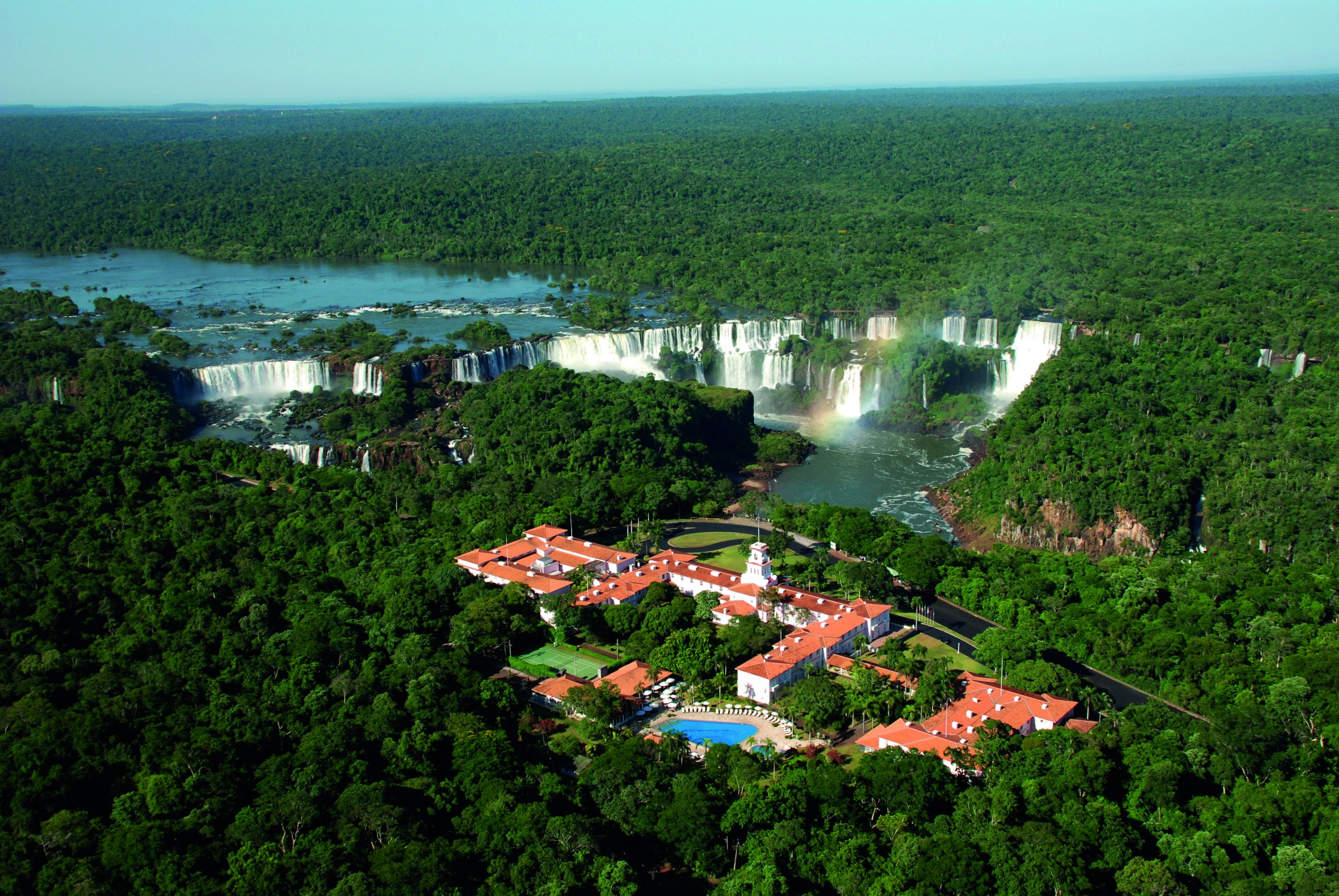 Iguazu Falls - A Spectacle of Nature