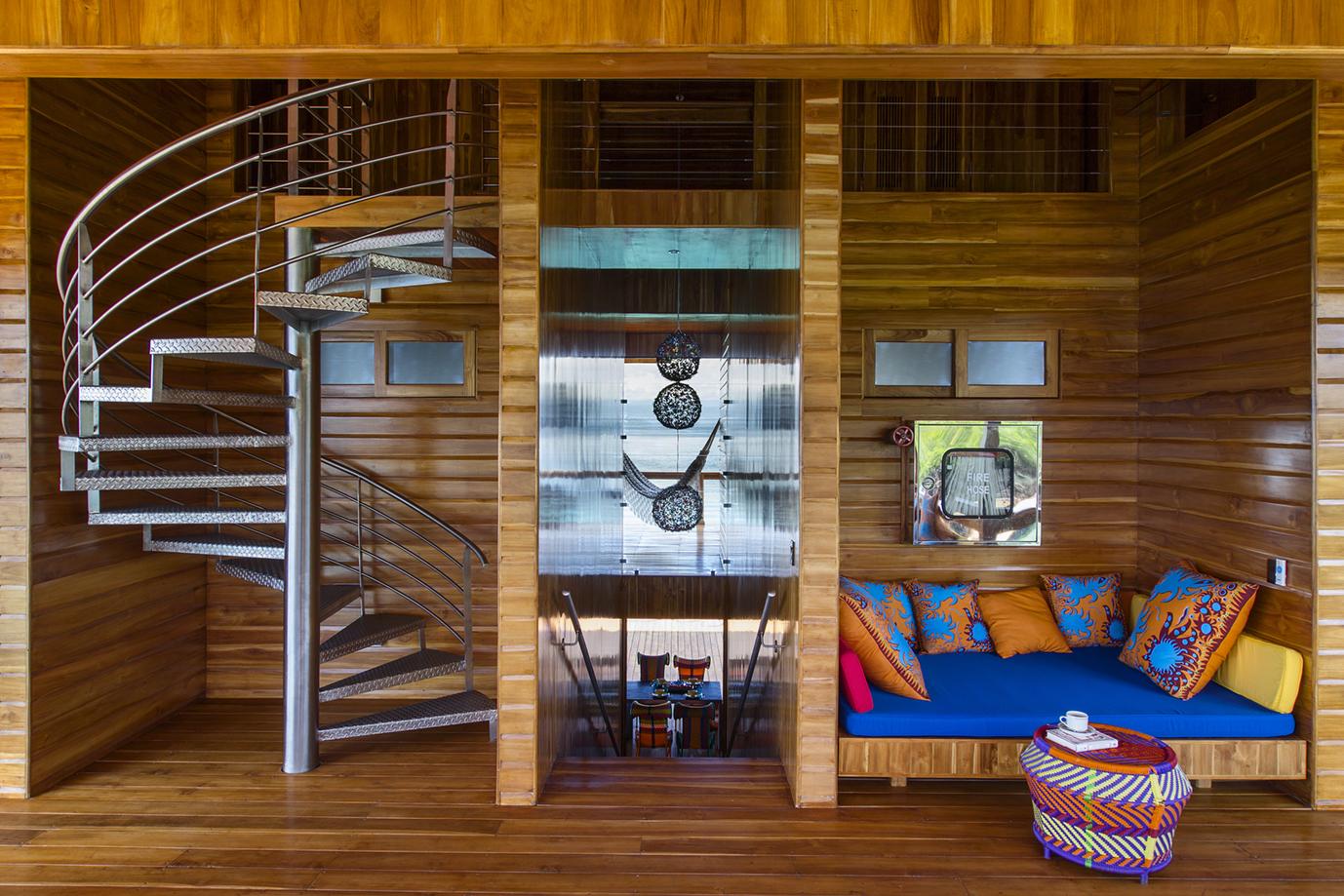 48-Upper deck- attic stairway - a.jpg