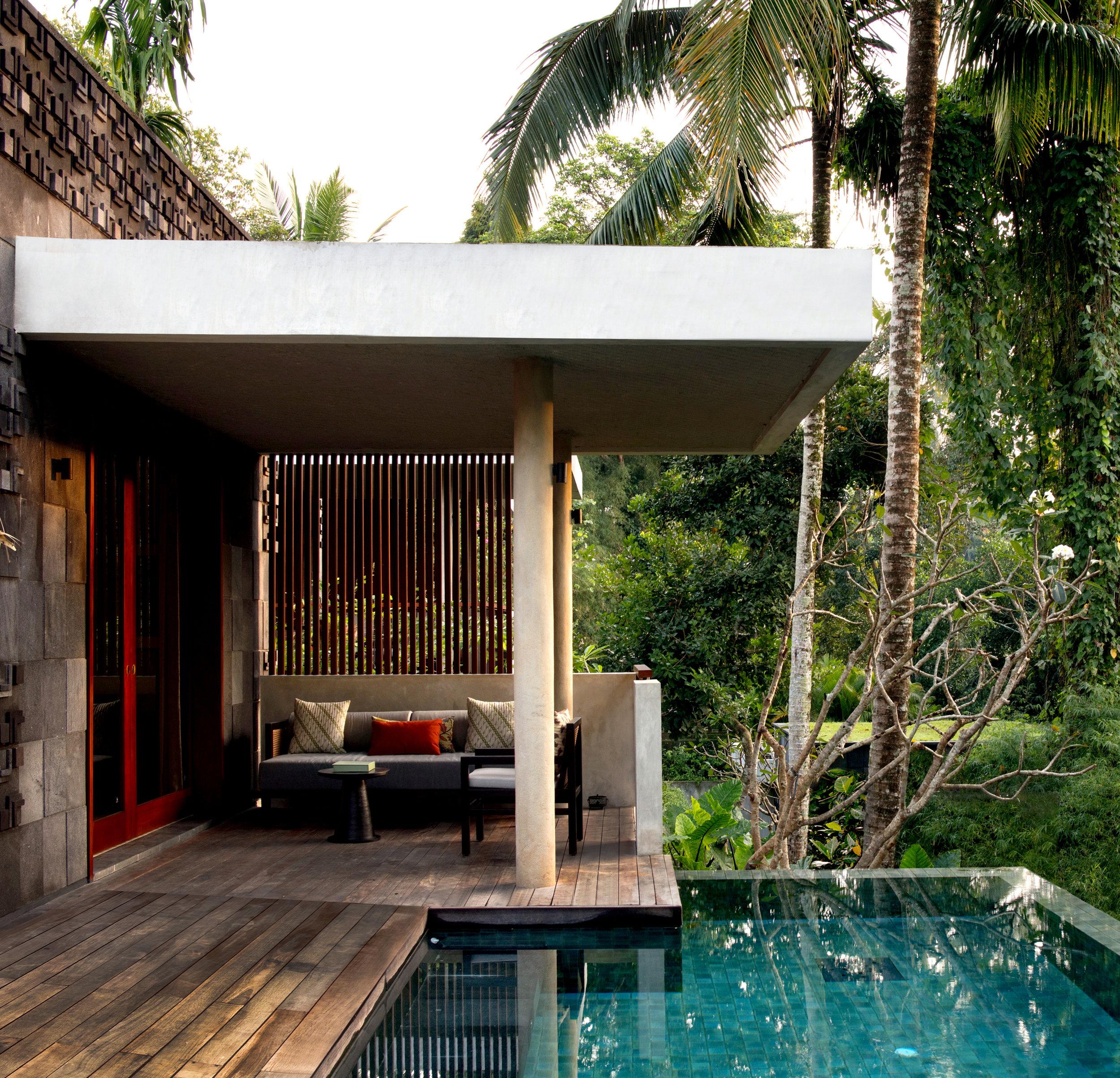 Alila Ubud - Accommodation - New Two Bedroom Terrace Tree Villa - Pool.jpg