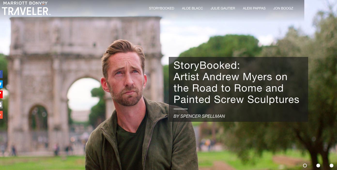 Marriott/Art Basel - Artist profile