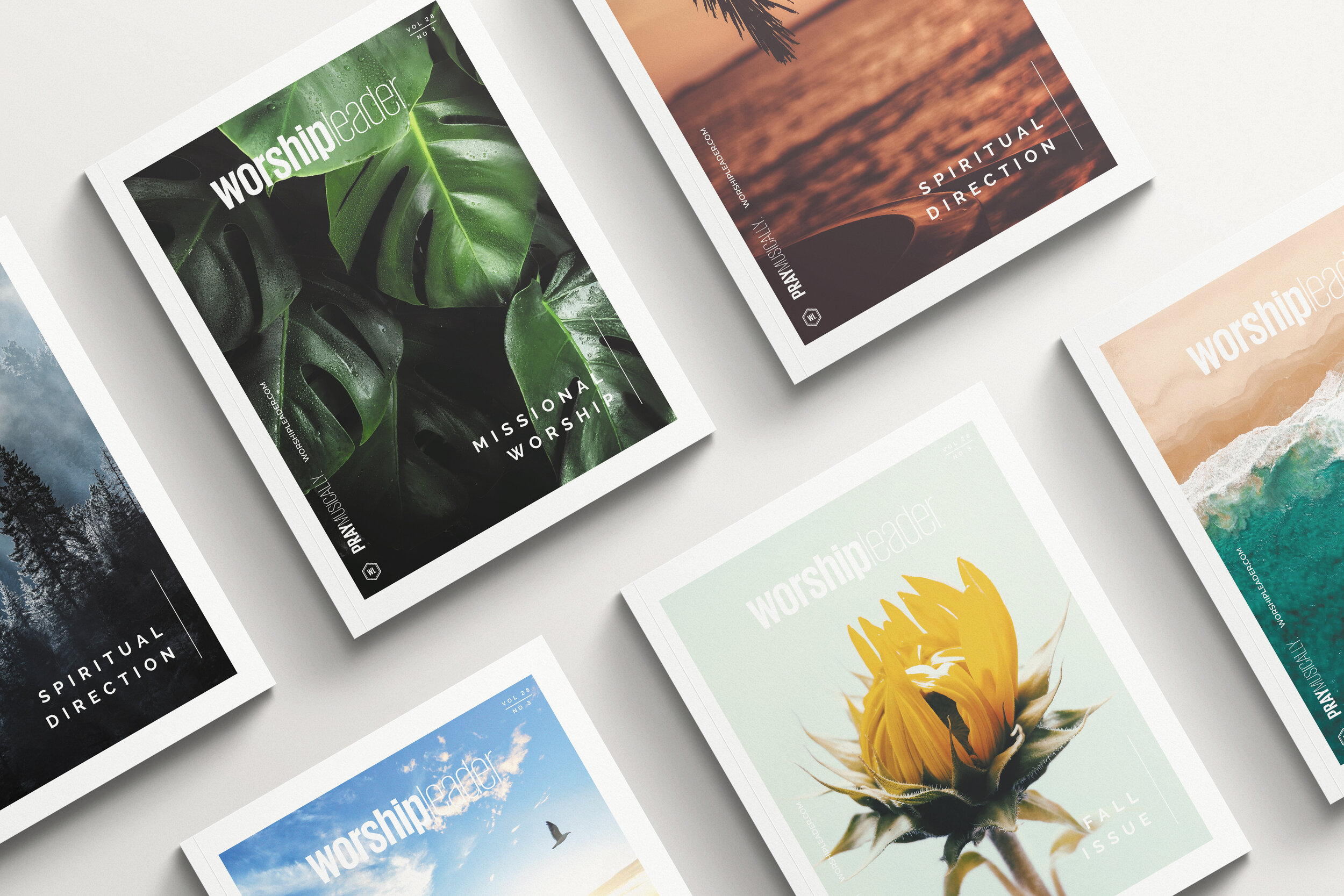 IT ALL STARTED WHEN… - It all started back in 1992 when the first edition of Worship Leader Magazine was first published. Since then we've grown and found new ways to ensure that what we're doing is accessible for all Worship teams.
