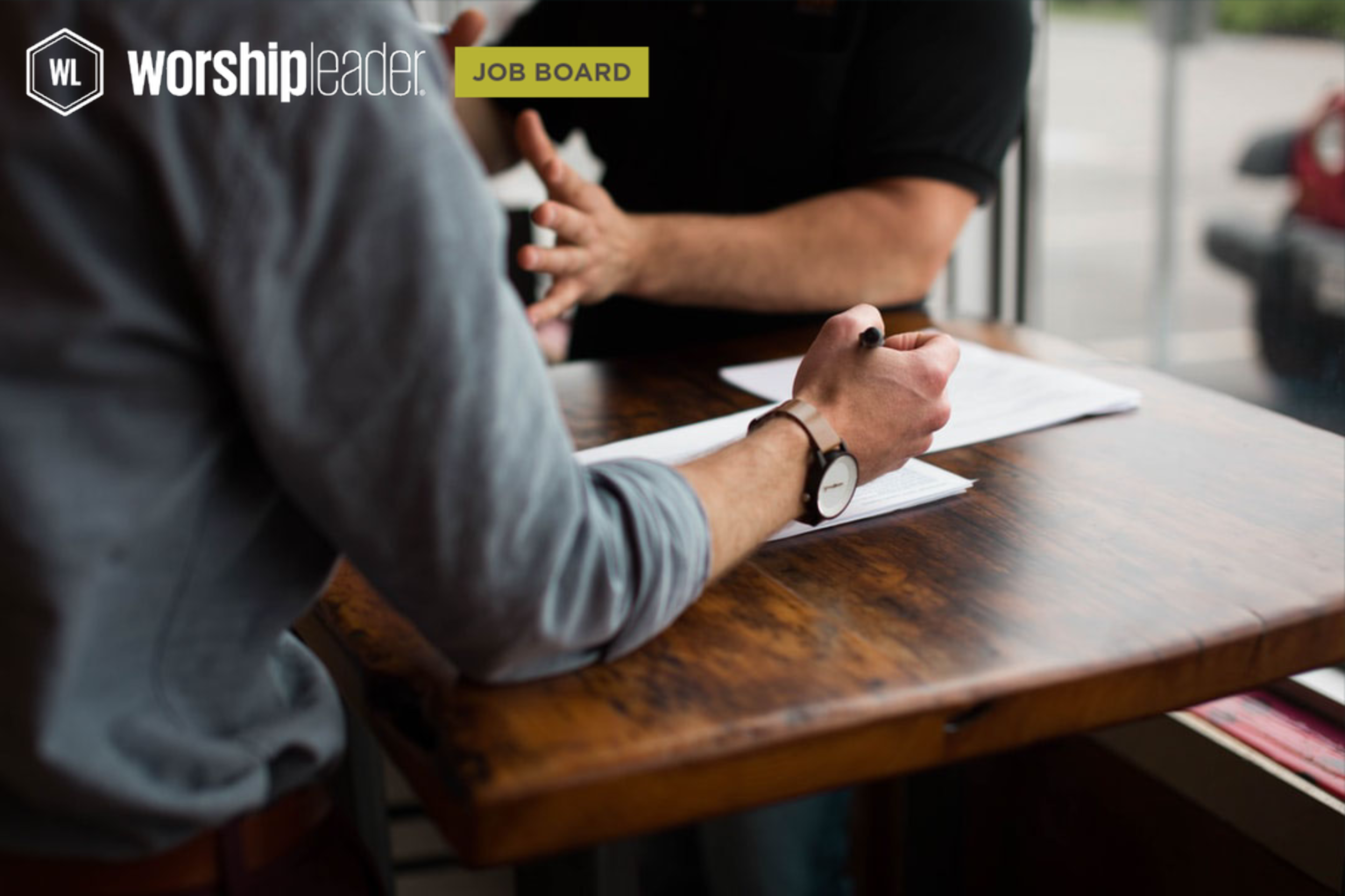 CREATED FOR YOU… - We take the needs of our readers seriously. We created a place where people can connect with other people in hopes to get exactly what they need. So, are you looking to expand your church team? From admin to your worship team, post your job openings on the Worship Leader Job Board.