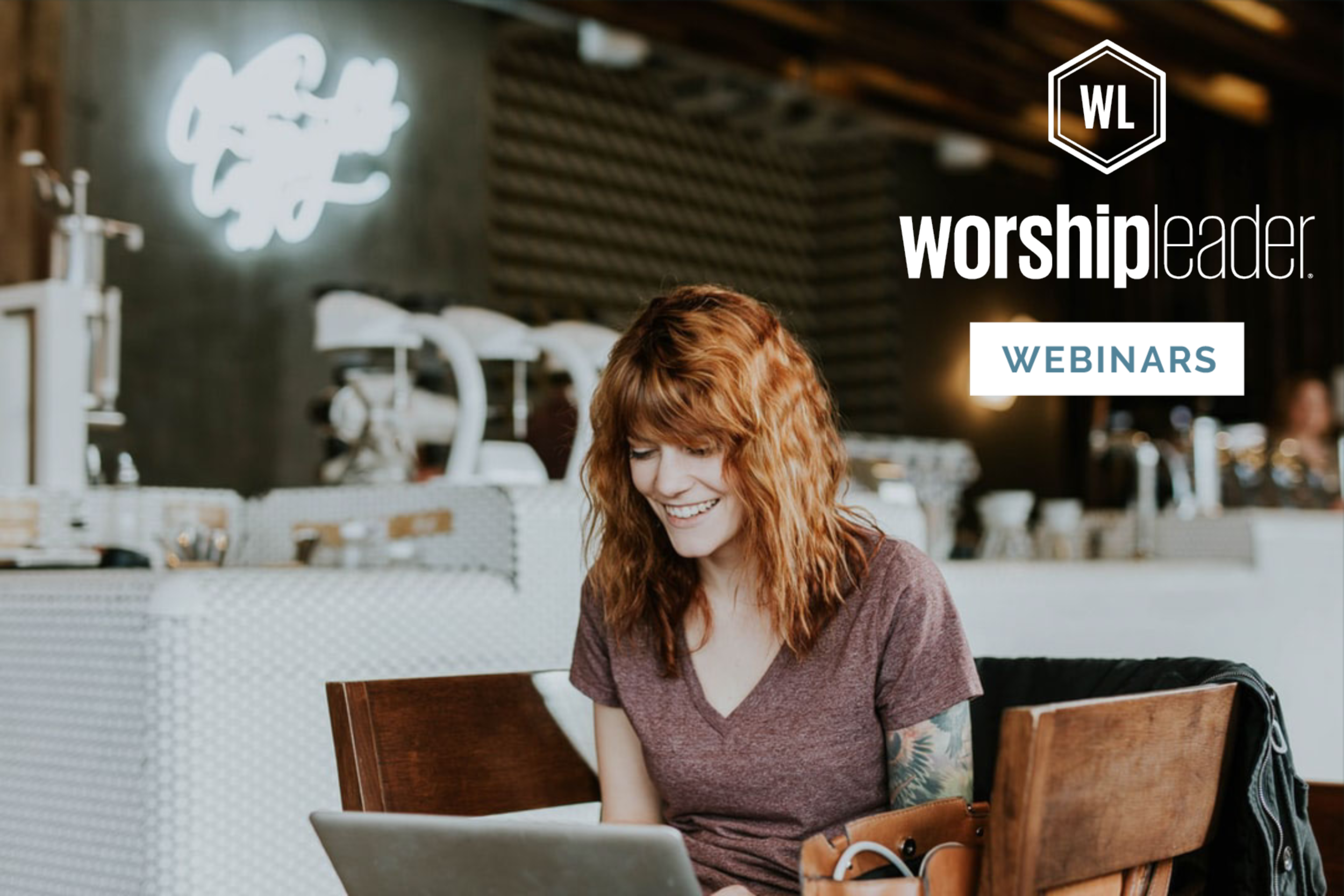 KEEP THE LEARNING GOING… - When we're not compiling the magazine or running around a conference, you can find us online during one of our Worship Leader Webinars. Twice a month we host online classes at an affordable price with teachers on the cutting edge of worship.