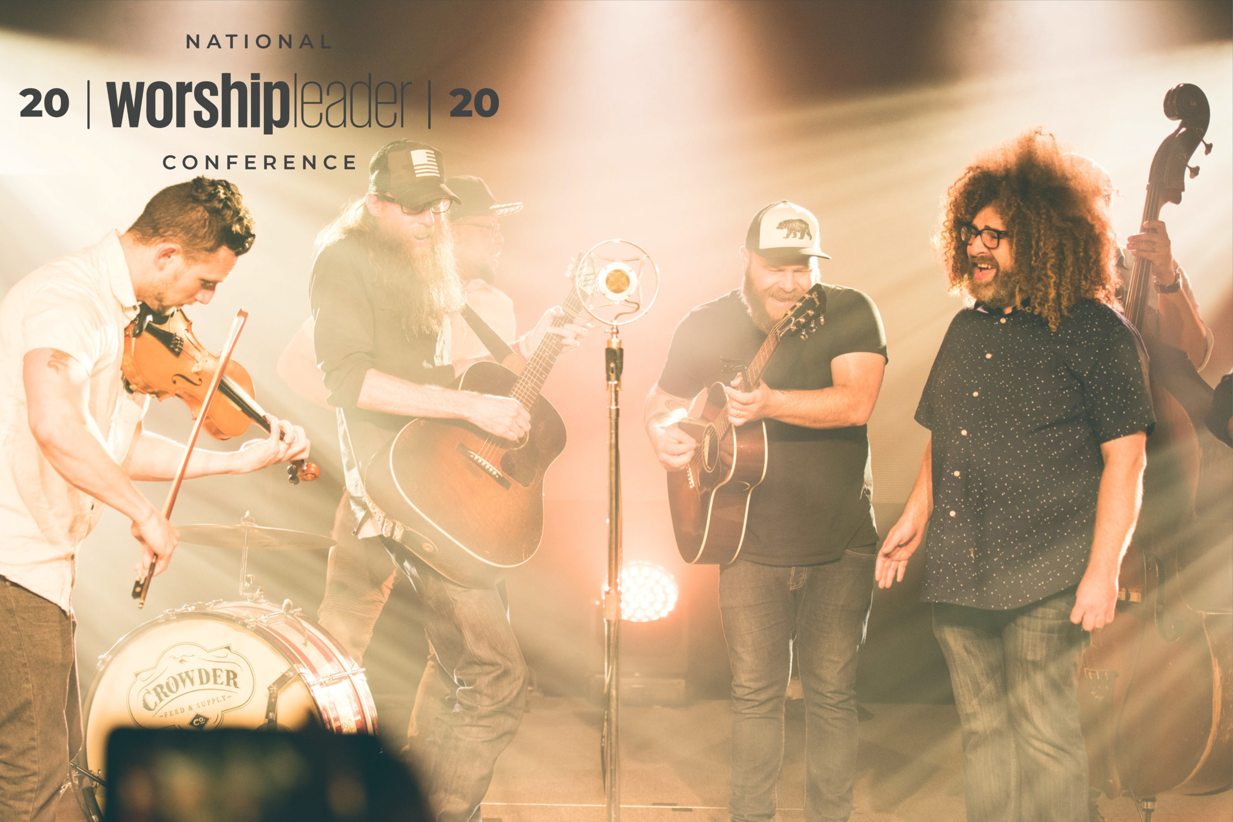 BRINGING THE TRAINING OF WL MAG TO LIVE EVENTS… - Along with our free digital magazine we also offer an annual meet up called the National Worship Leader Conference. A two day training conference that's jam packed with workshops, keynote speakers, nights of worship, and much more.
