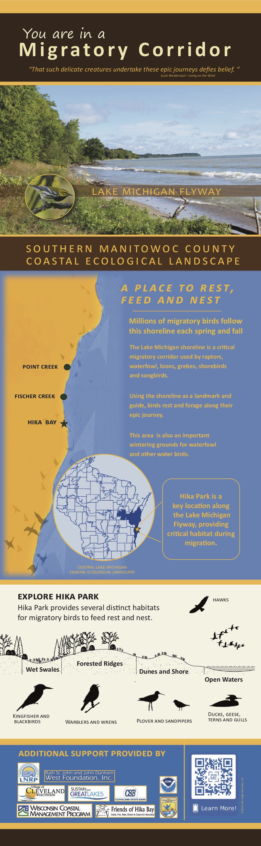 Hika Park Habitat Enhancement Project