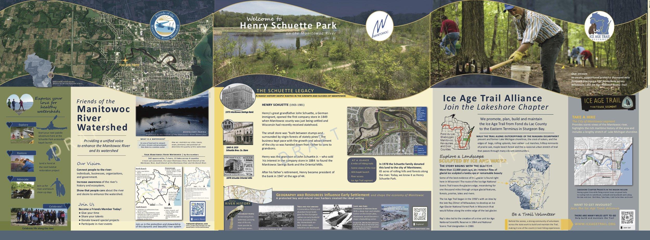 Lower Schuette Park Enhancement Project