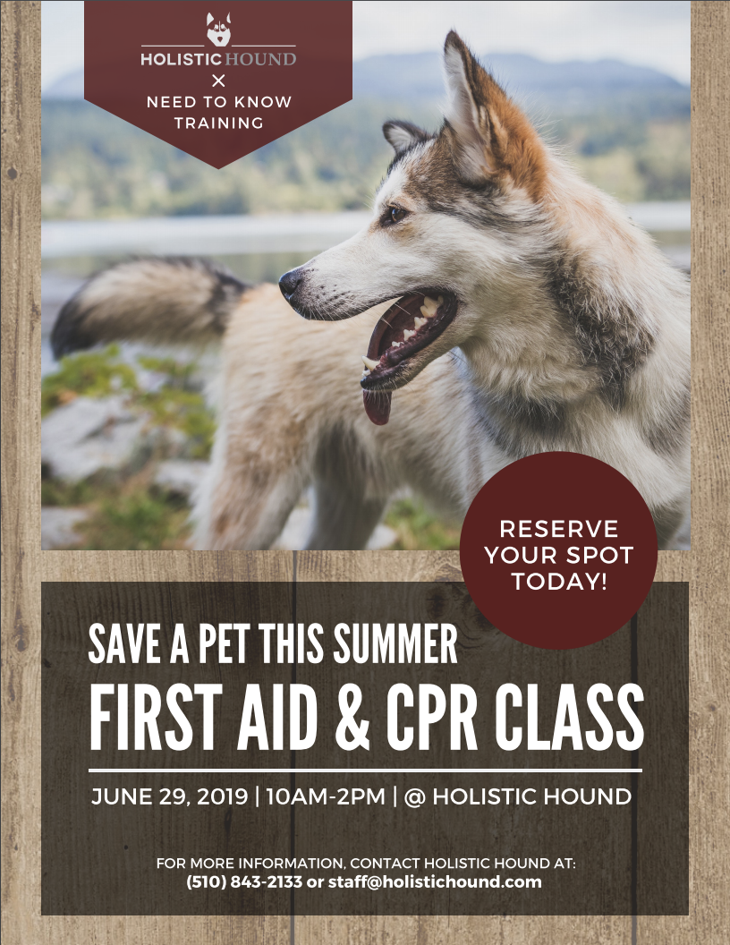 CPR Class Poster