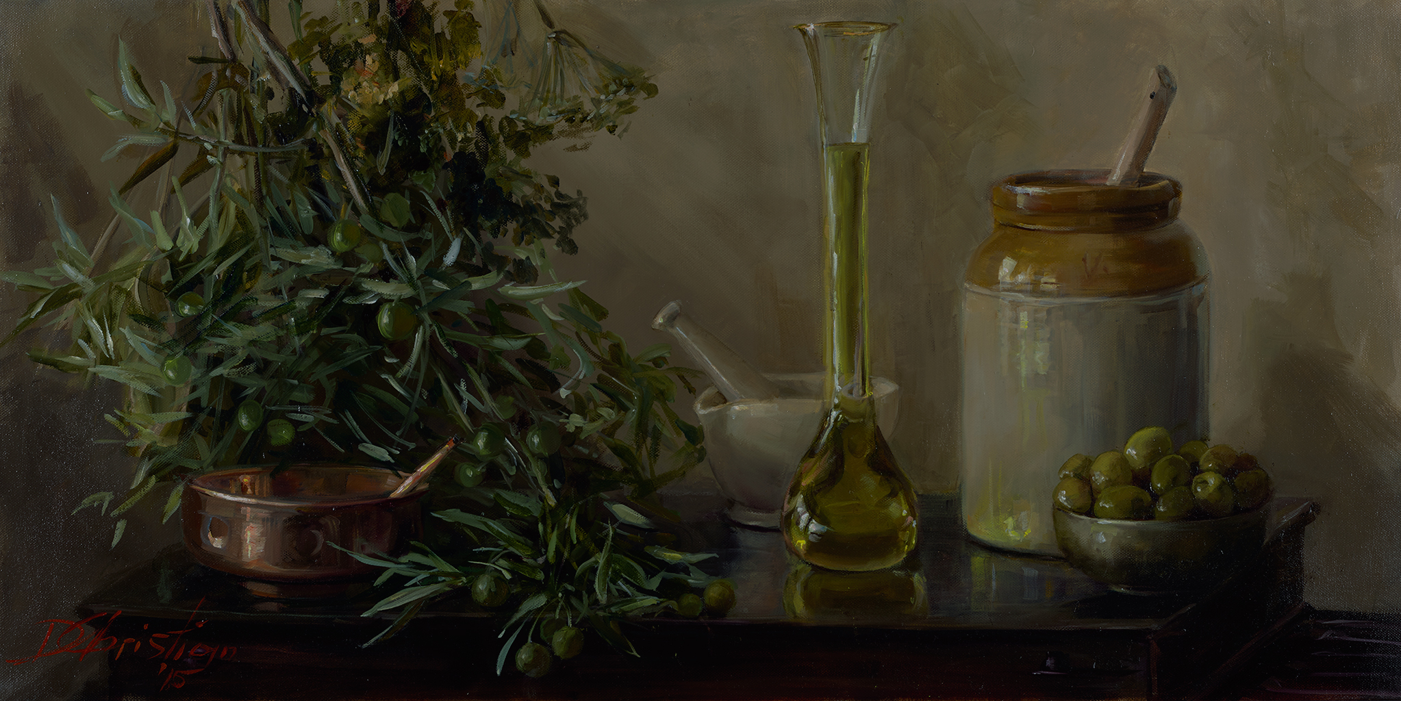 """SCHOOL OPENING FEBRUARY 2019 - The New School of Classical Painting will begin classes from February 2nd, 2019.Held in Deny's atelier studio in picturesque Daylesford, classes run several days a week over the school term and offer art students an intimate tuition space and time to develop foundational and continuing skills in fine art.Please see """"Classes"""" section for times and prices."""