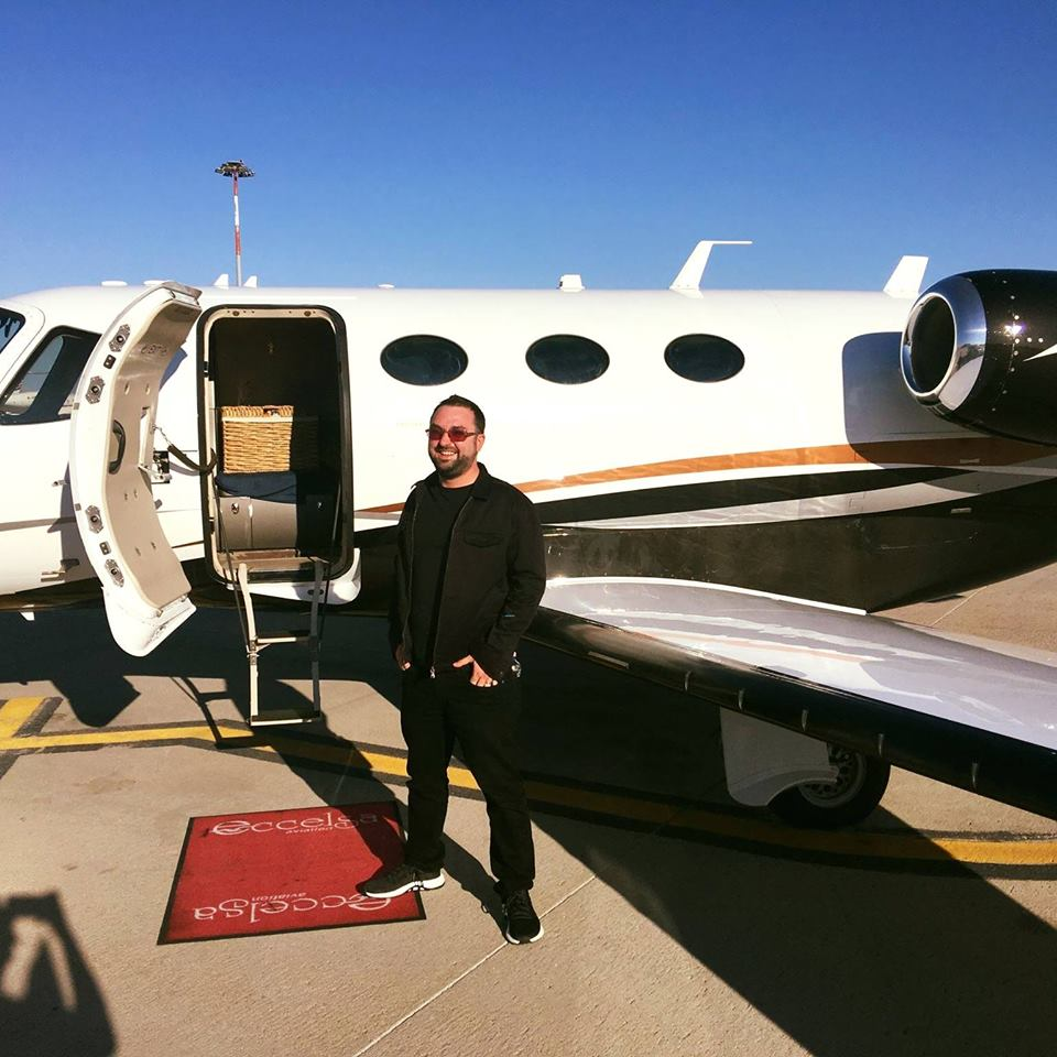 Not all my clients own a fleet of private jets… yet